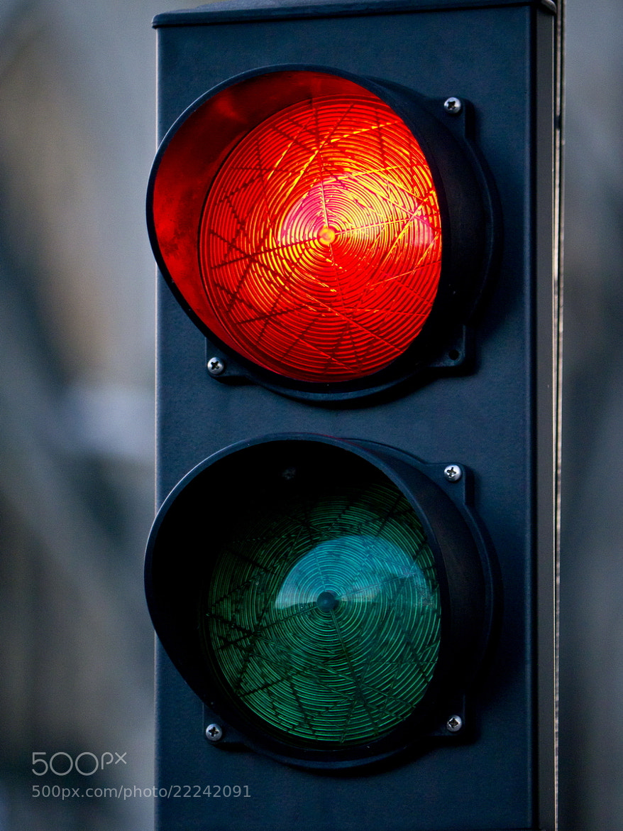Photograph Red Light really means Stop by hew nikon on 500px