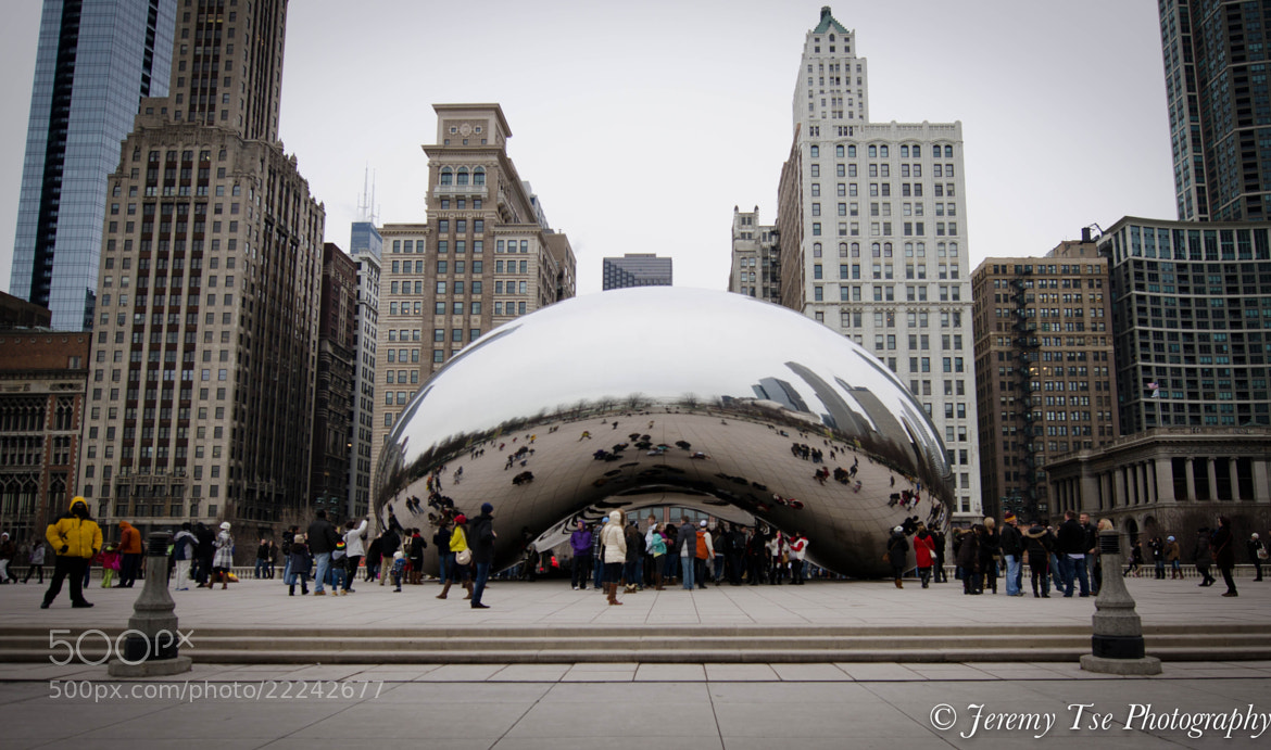 Photograph Cloud Gate, Chicago, IL by Jeremy Tse on 500px