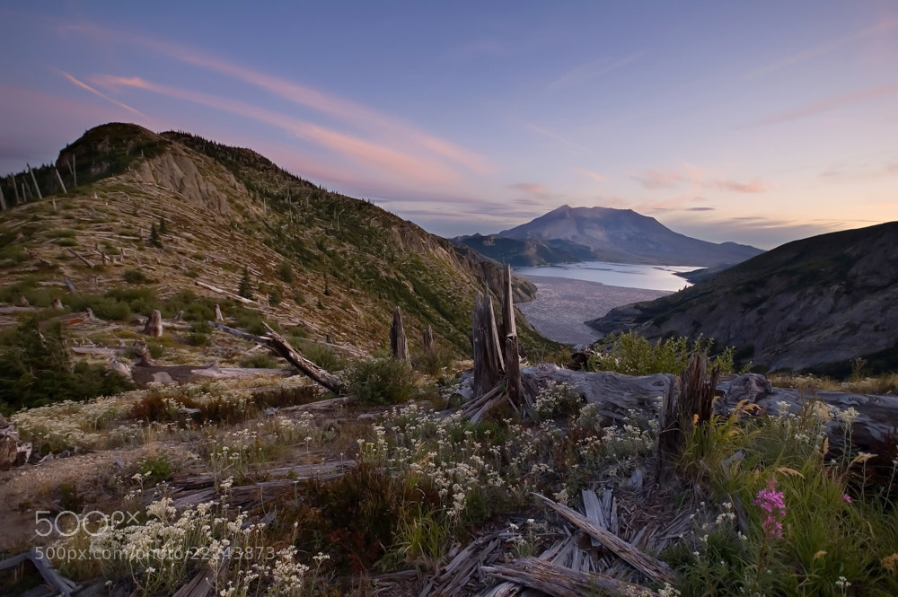Photograph Mt St Helens by Dan Sherman on 500px