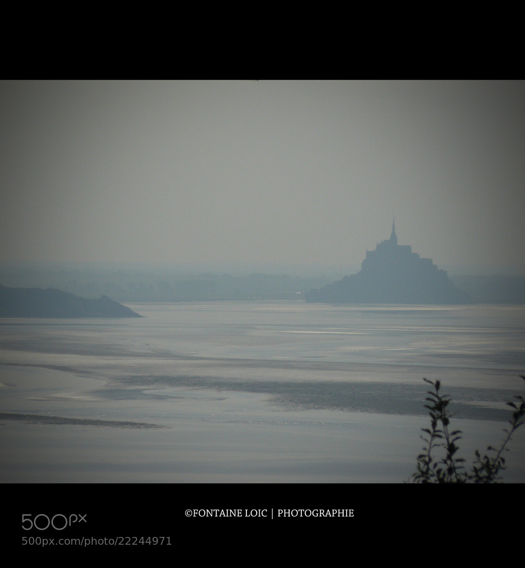Photograph Mont-Saint-Michel by Loïc Fontaine on 500px