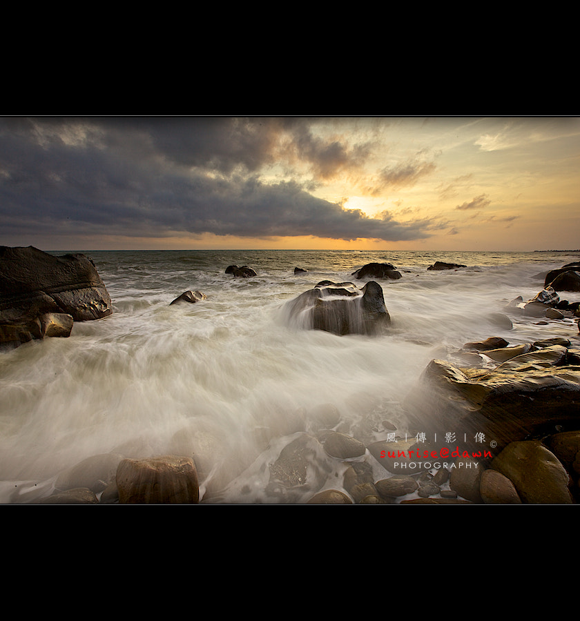 Photograph Sunset in Fangshan 枋山日落 by SUNRISE@DAWN photography 風傳影像 on 500px