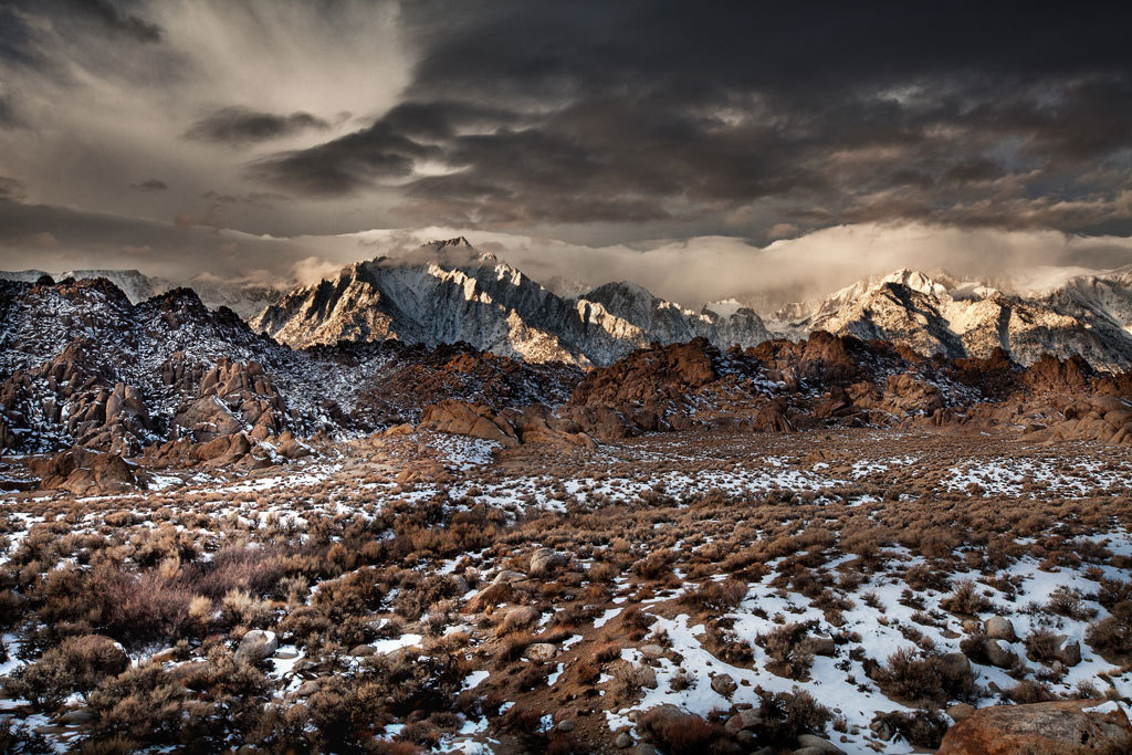 Photograph View of Mt. Whitney by Jason Moskowitz on 500px