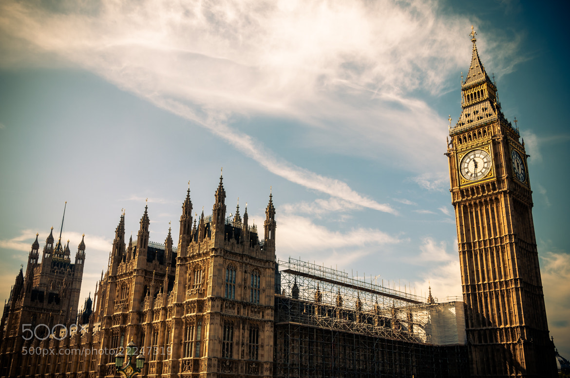 Photograph Westminster by Jason Waltman on 500px