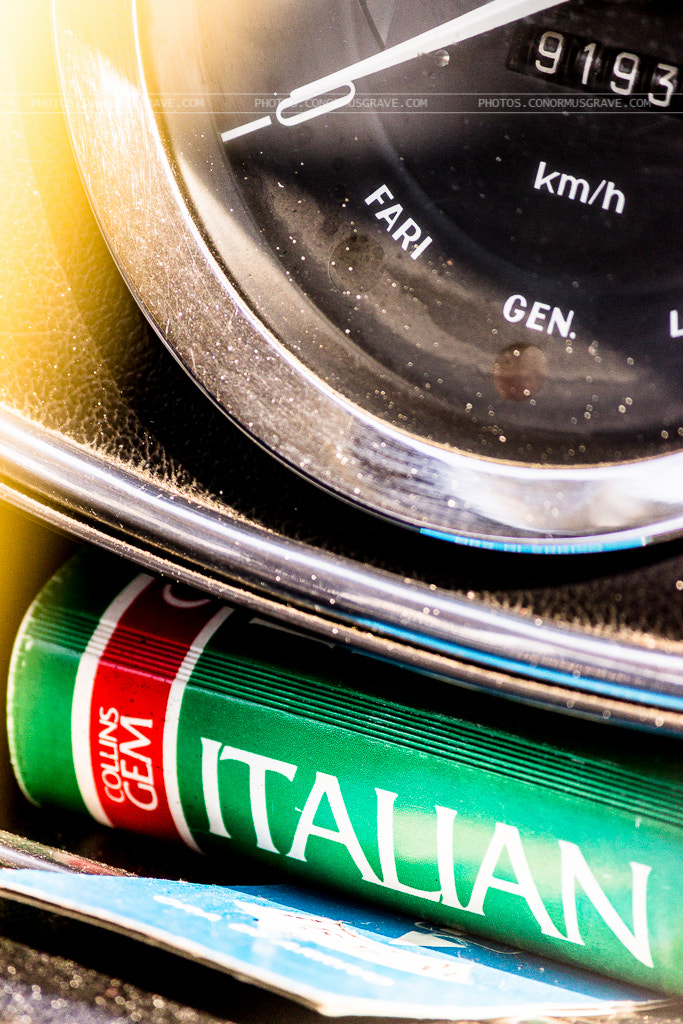 Photograph Parla Italiano? by Conor Musgrave on 500px
