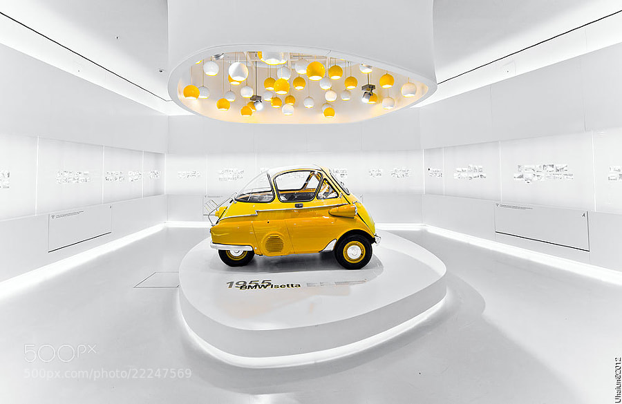 Photograph Isetta by Vladimir Popov / Uhaiun on 500px