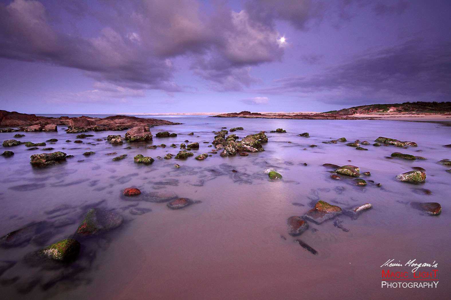 Photograph Birubi Beach by Moonlight by Kevin Morgan on 500px