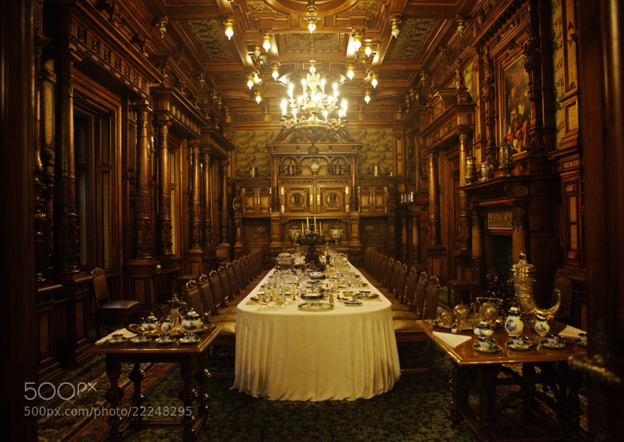 Photograph The Dining Room by Béla Török on 500px