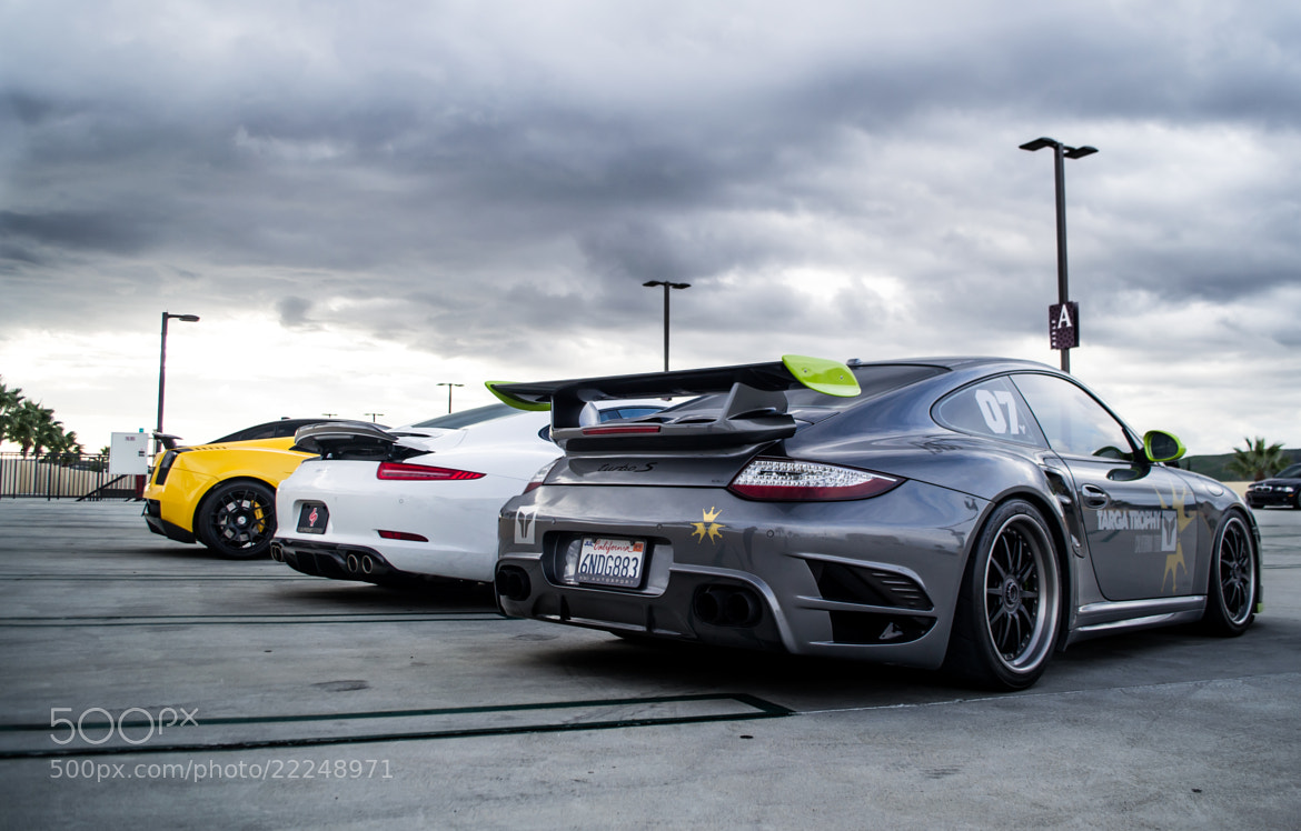 Photograph Turbo S and friends by Bernardo Macouzet on 500px