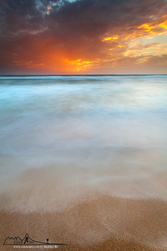 Photograph Light beach by Matteo Re on 500px