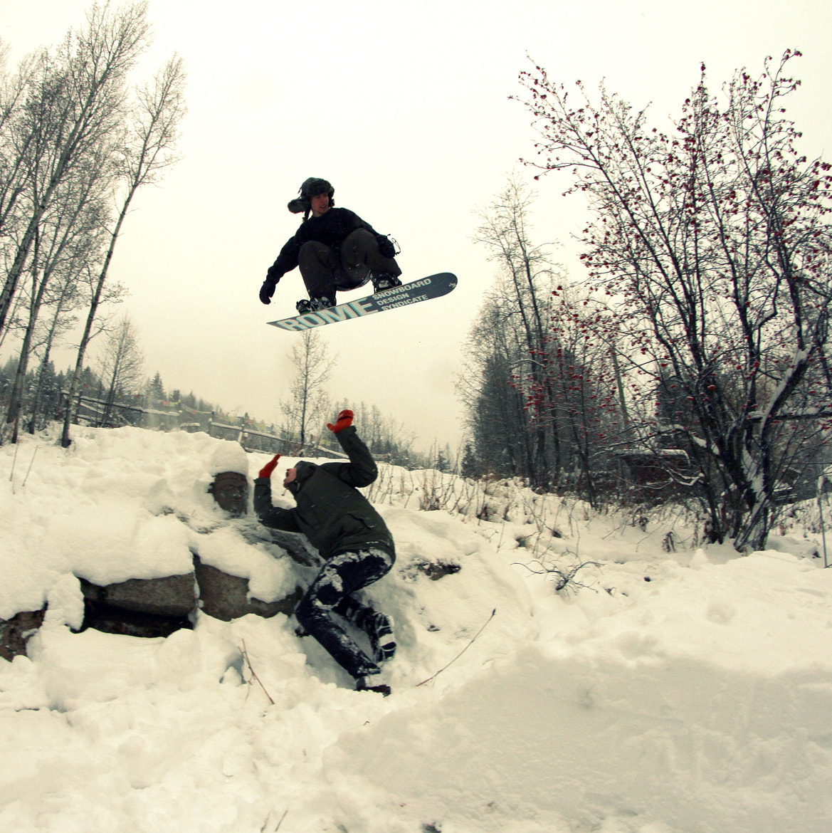 Photograph Anthill Snowpark™ Phase One by Rob Antill on 500px