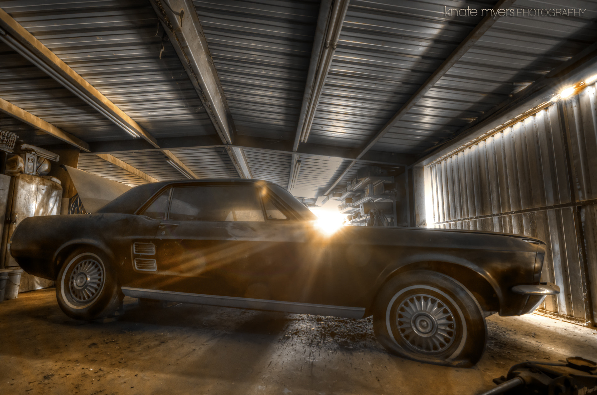Photograph '67 Mustang by Knate Myers on 500px
