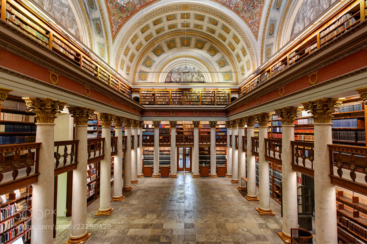 Photograph National Library of Finland by Stefano Di Chiara on 500px