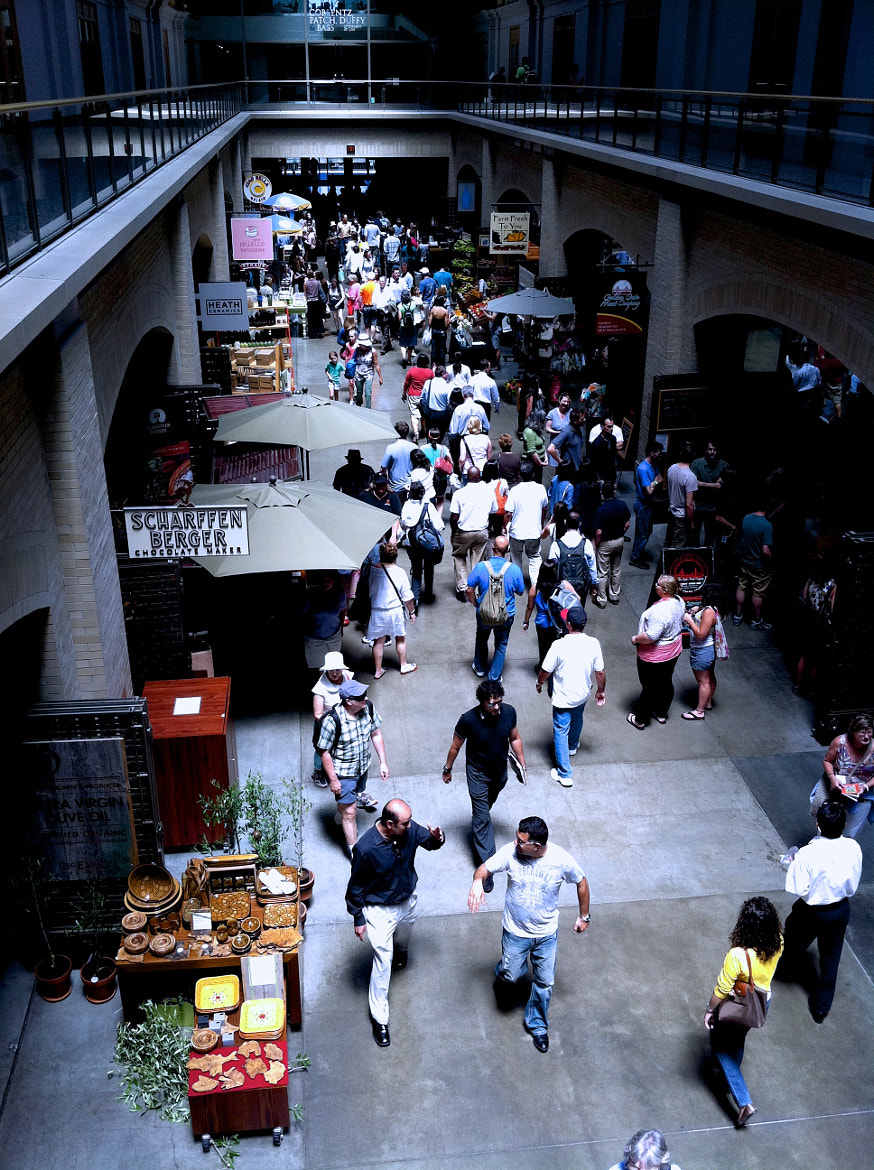 Photograph Ferry Building Marketplace, Sausalito by Ethan Rose on 500px