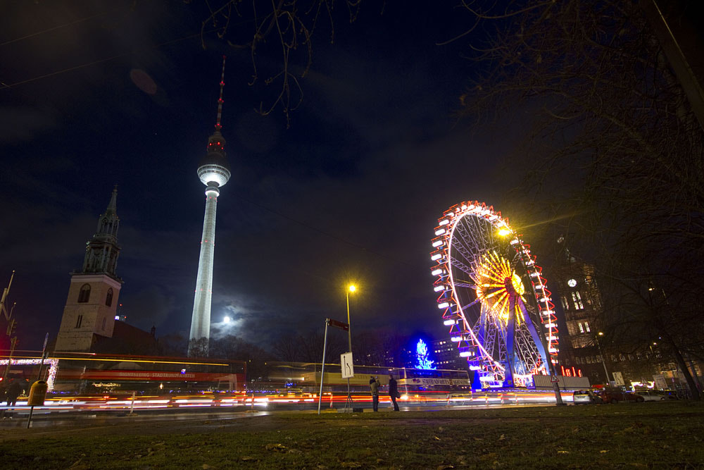 Photograph Near Alexanderplatz by giorgio gherardi on 500px