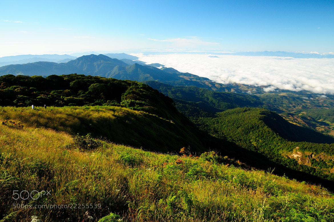 Photograph Doi Inthanon Trekking by Photos of Thailand .... on 500px