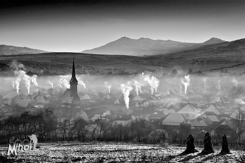 Photograph Frosty morning by Mihai Moiceanu on 500px