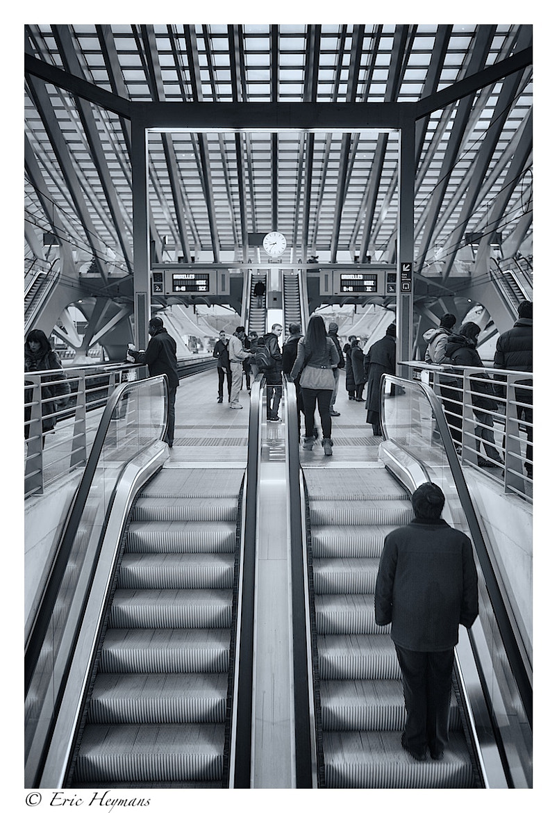 Photograph @the station by Eric Heymans on 500px
