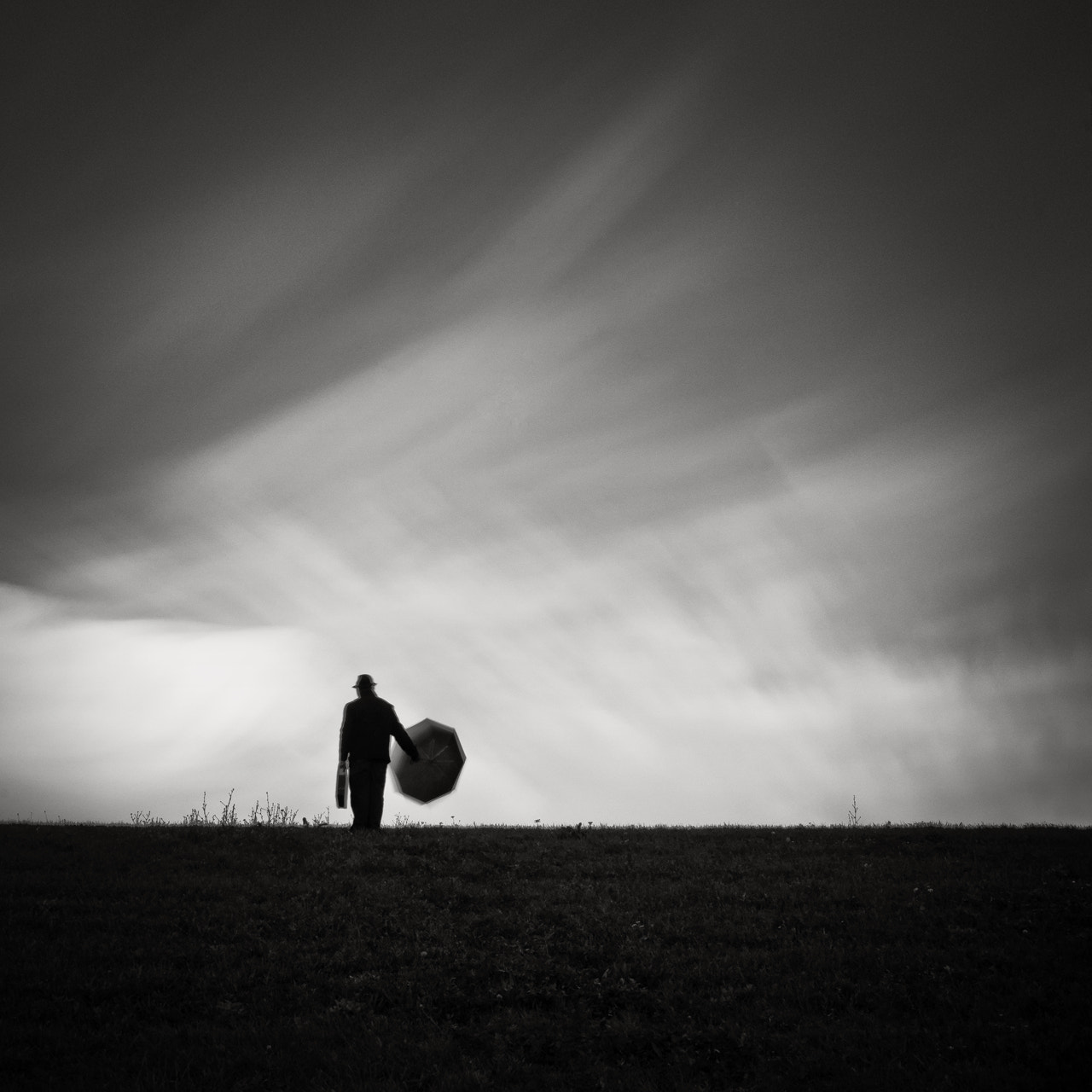 Photograph the sky & i by Brian Day on 500px