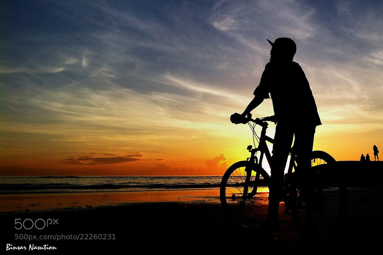 Photograph Biker by Binsar Nasution on 500px