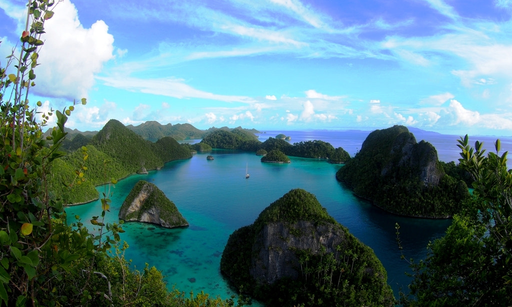 Photograph Peacefull Raja Ampat by Debora Sylvia Roseny on 500px