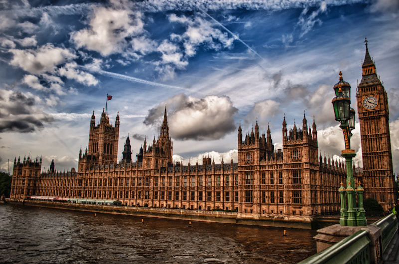 Photograph Houses of Parliament by Matthew Phillis on 500px