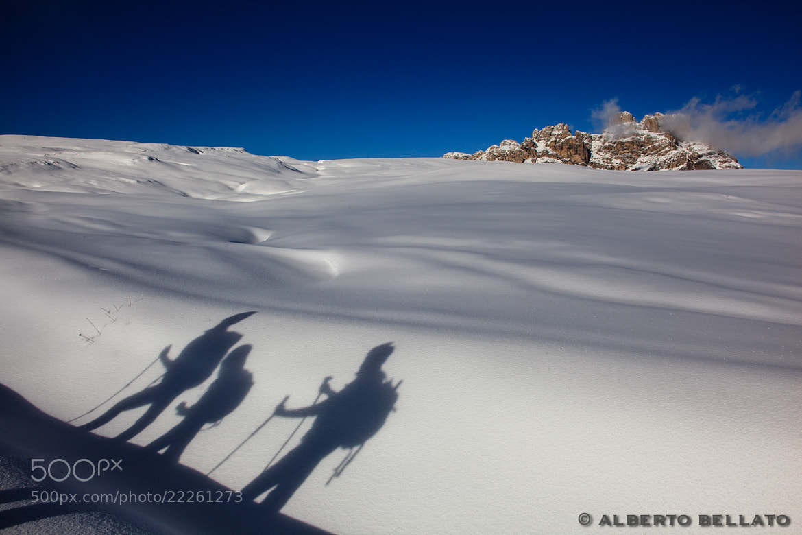 Photograph Shadows by Alberto Bellato on 500px