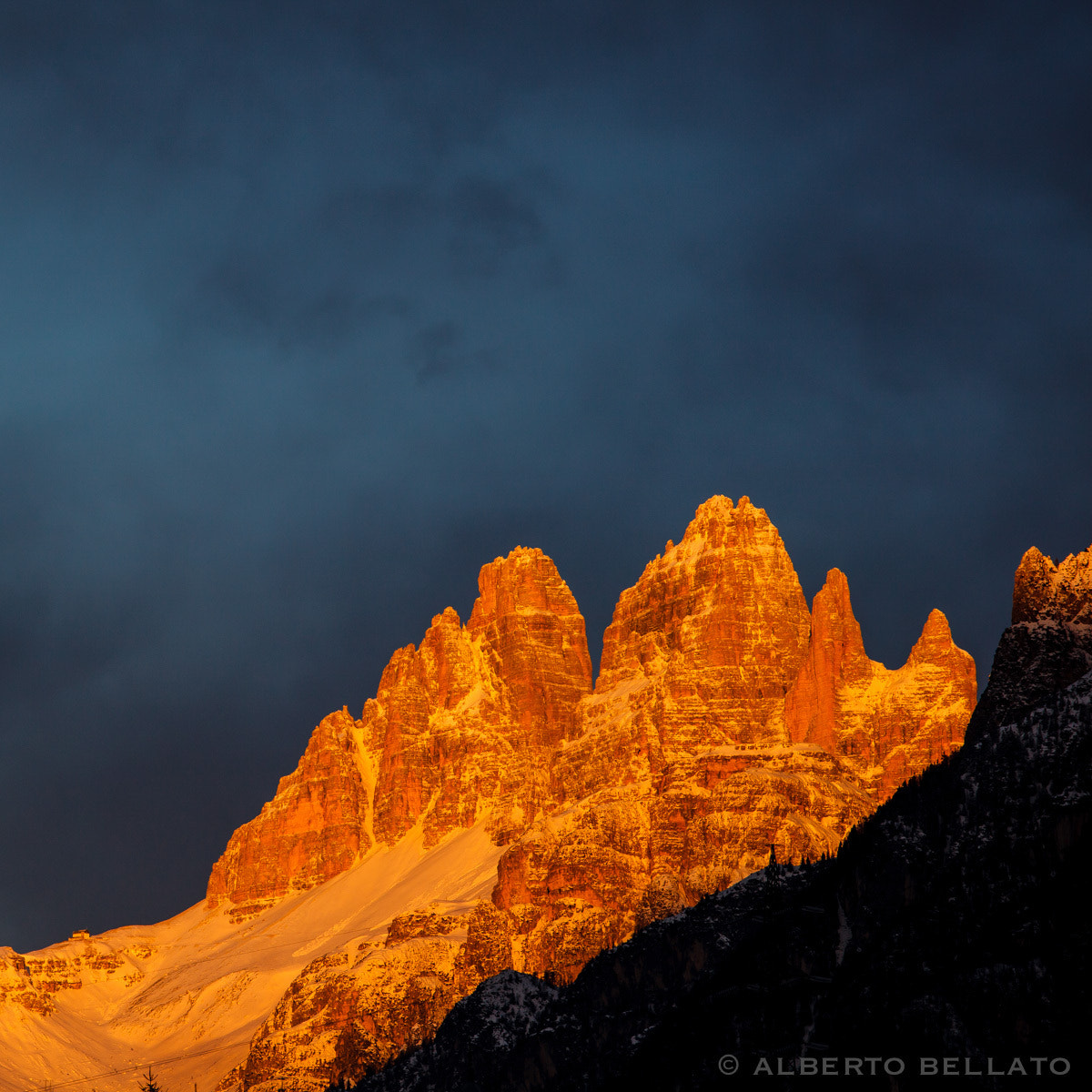 Photograph Early rays by Alberto Bellato on 500px