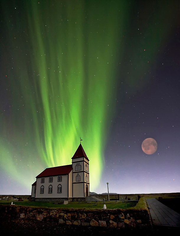Photograph Holy Lights by Þorsteinn H Ingibergsson on 500px