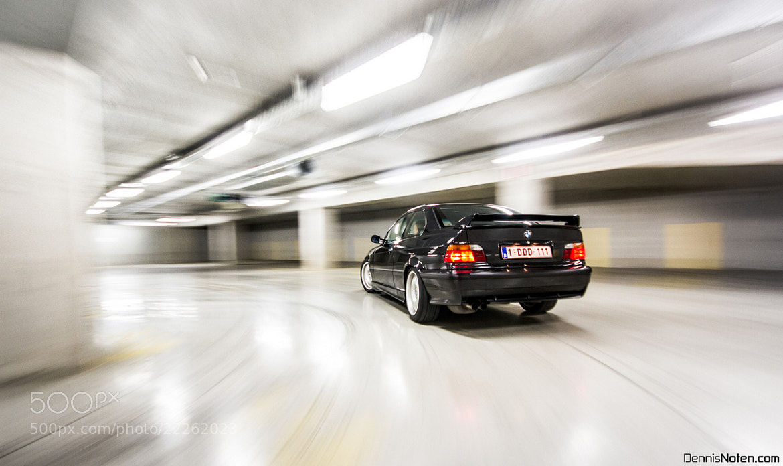 Photograph BMW E36 M3 3.0 by Dennis  Noten on 500px