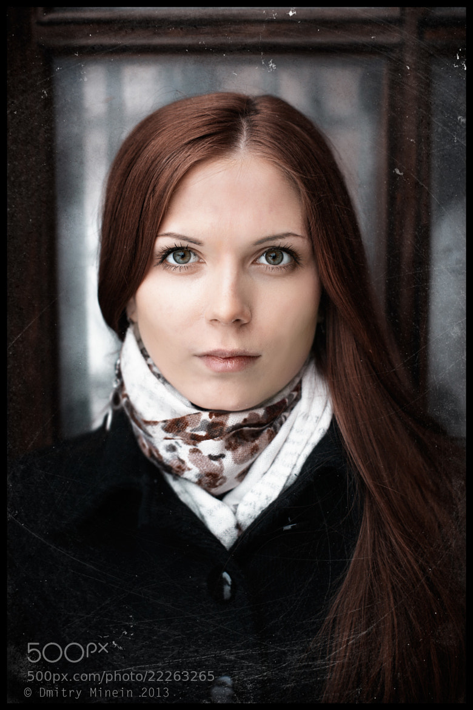 Photograph Lena by Dmitry Minein on 500px
