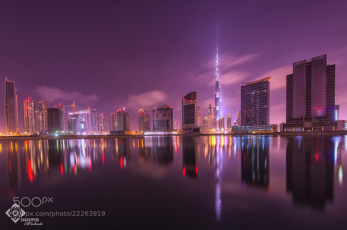 Photograph Magnificent Dubai by O Al Zubaidi on 500px