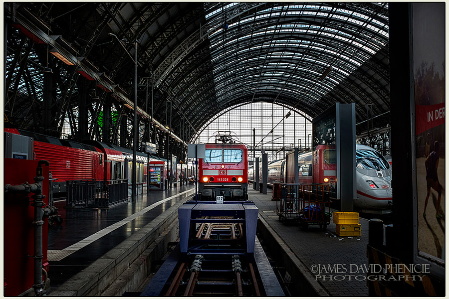 Deutsche Bahn (DB)