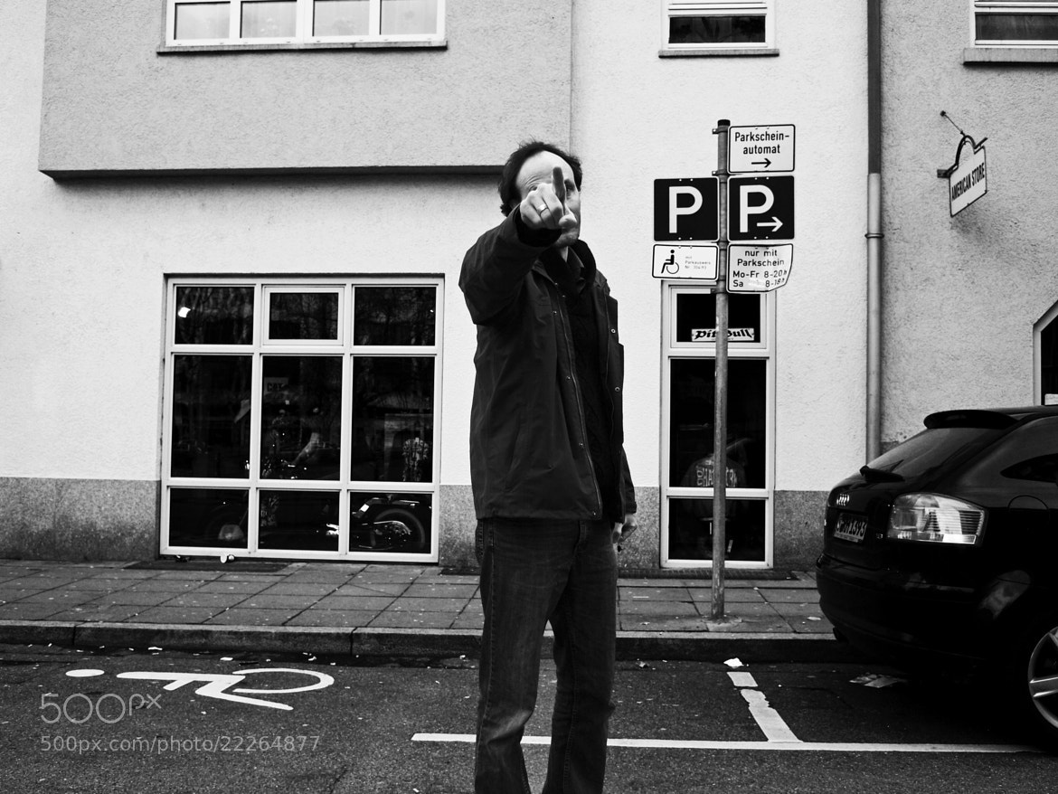 Photograph Photgrapher in trouble II by Oliver Weigel on 500px