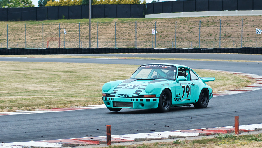 Porsche 911, Rose Cup Races