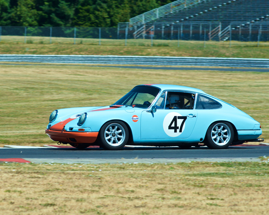 Porsche 911 (Gulf), Rose Cup Races 2017