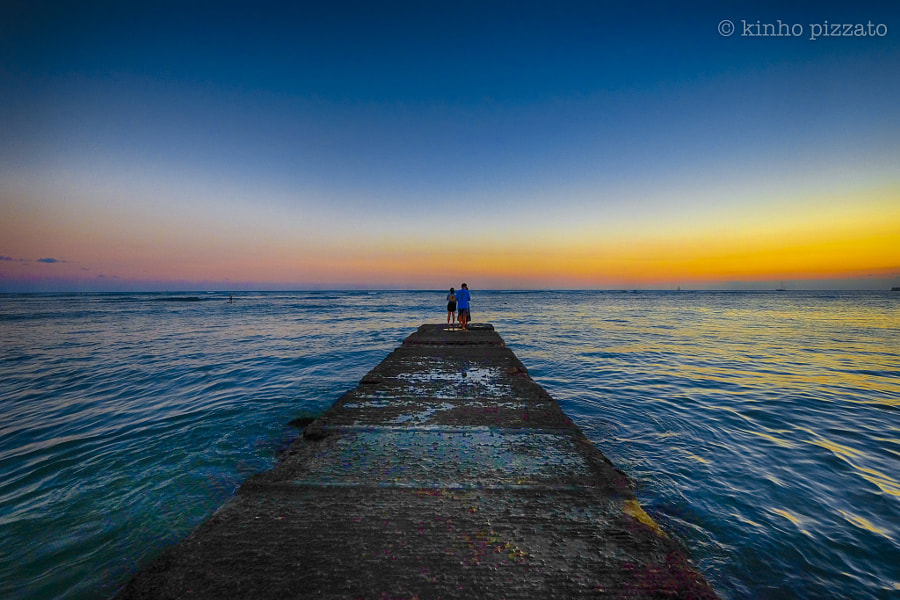 hawaiian twilight