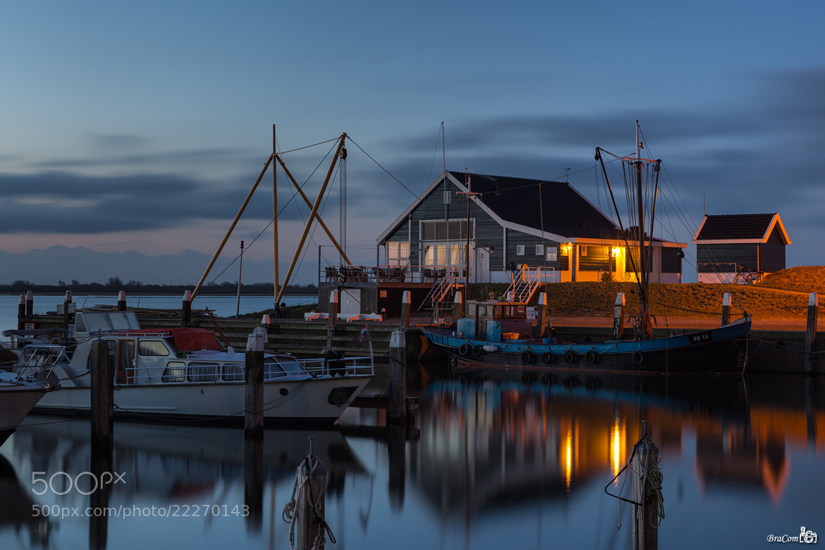 Photograph Harbor at Dawn by Bram van Broekhoven on 500px