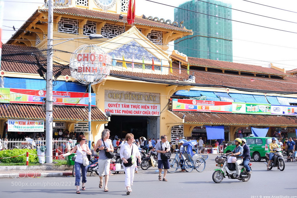 Photograph '11 Live in Ho Chi Minh. by Kobsak Srirachan (KOB) on 500px