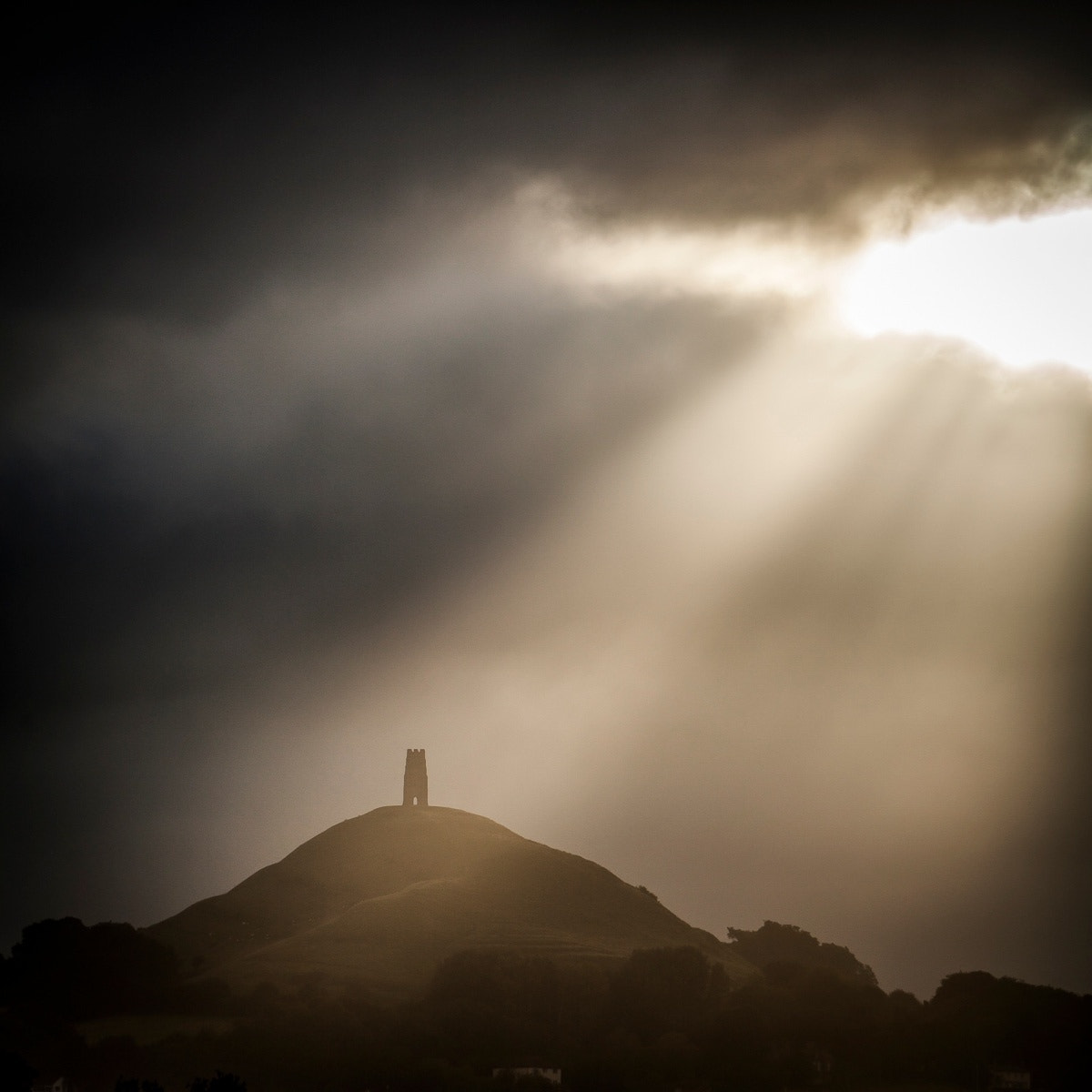 Photograph Glastonbury tor #4 by Terry Gibbins on 500px