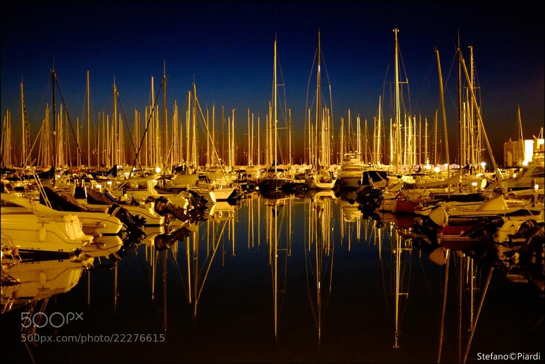 Photograph Touristic seaport, Ancona by Stefano Piardi on 500px