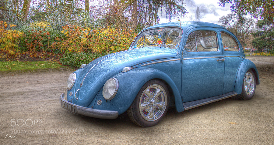 Photograph HDR car by Louis Rafenomanjato on 500px