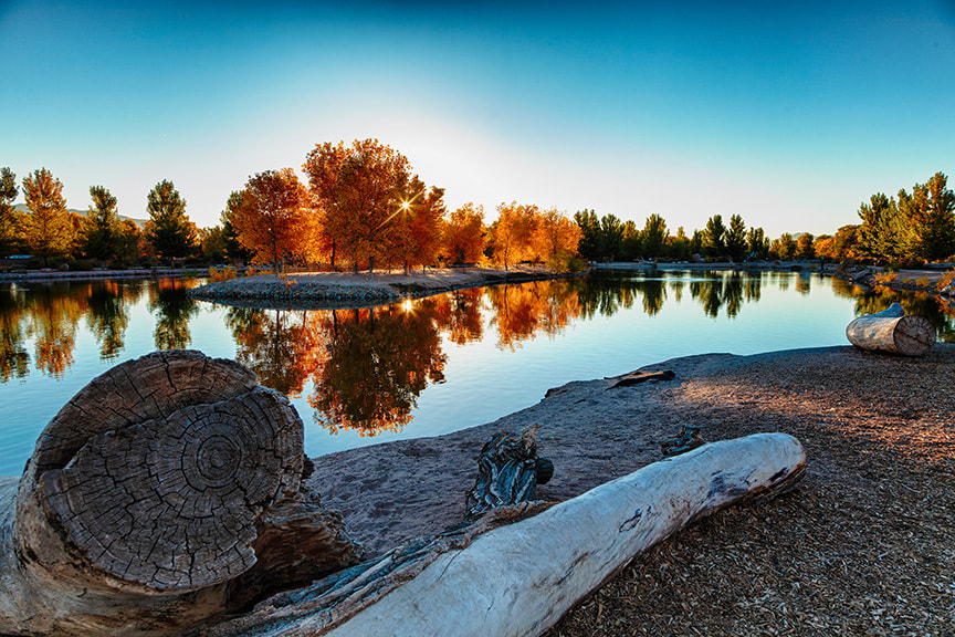 Photograph Tangley Lake Sunrise by Chuck Underwood on 500px