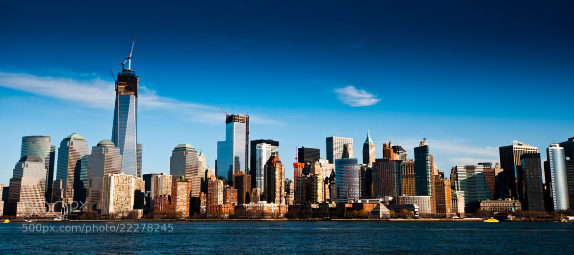 """Photograph NEW""""YORK by OastinLive on 500px"""