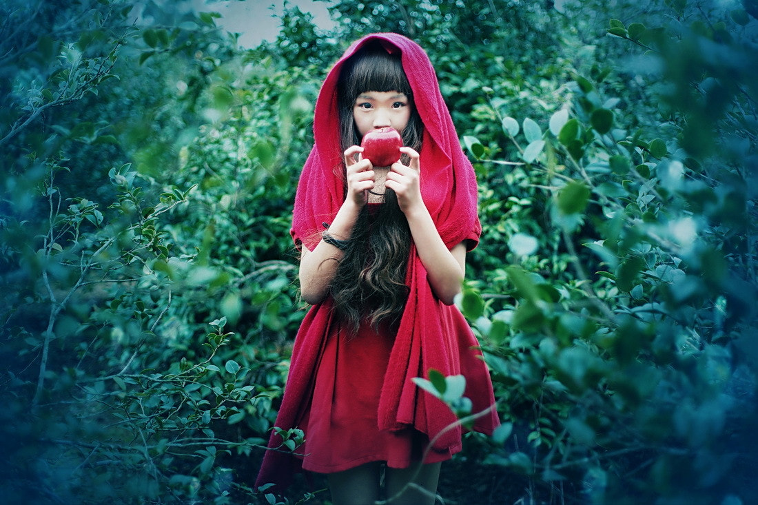Photograph Little Red Riding Hood by Ming Lin on 500px