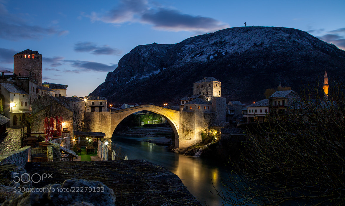Photograph Mostar by Balázs Nagy on 500px
