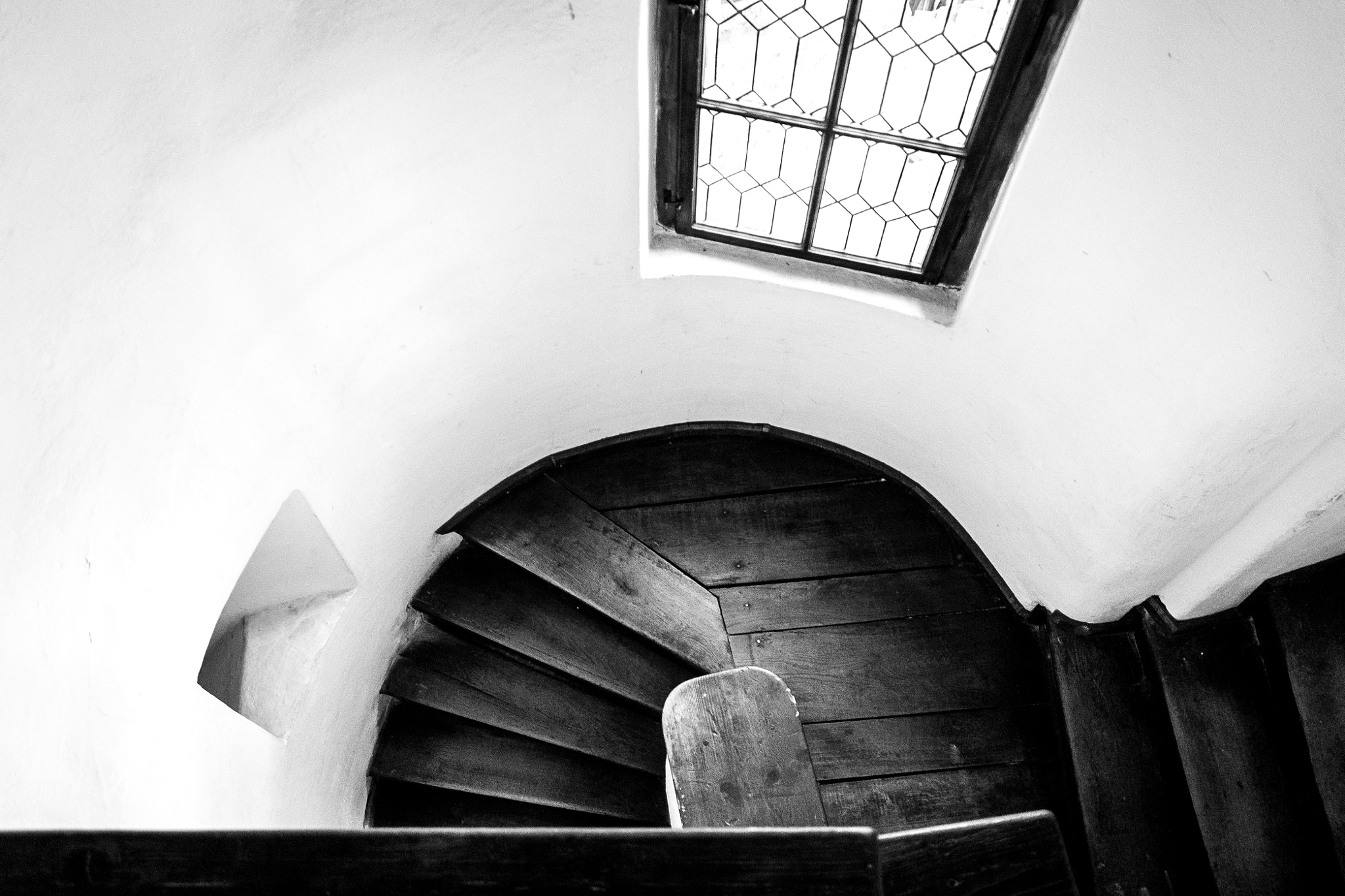 Photograph Stairs in Bran Castle by Valentin Iancu on 500px