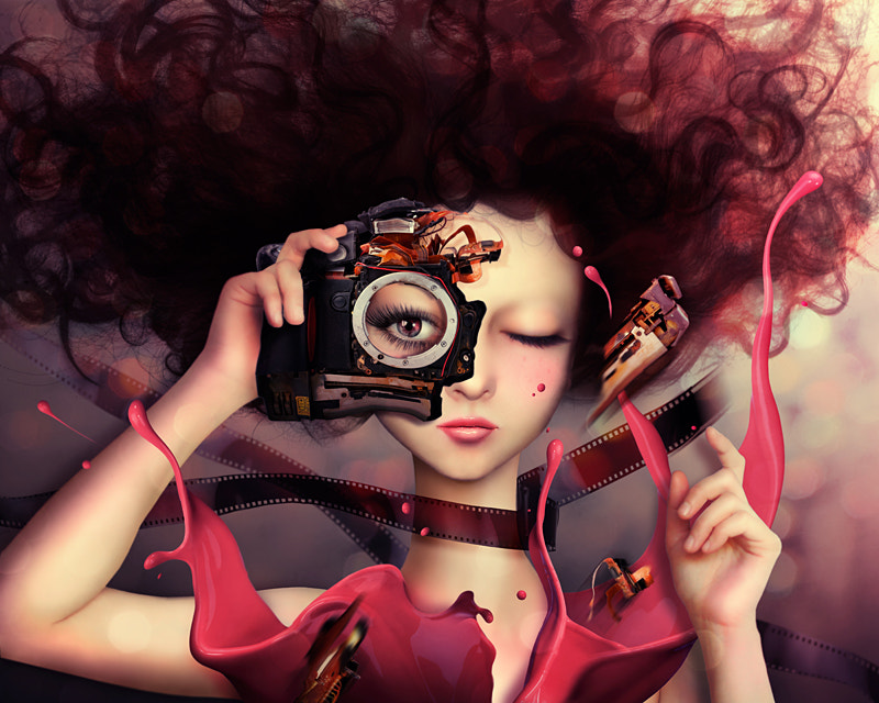 Photograph PhotoArt by llen29 on 500px