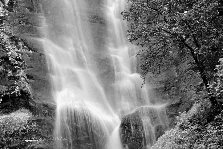 Photograph Pistyll Rhaeadr by Poh Huay Suen on 500px