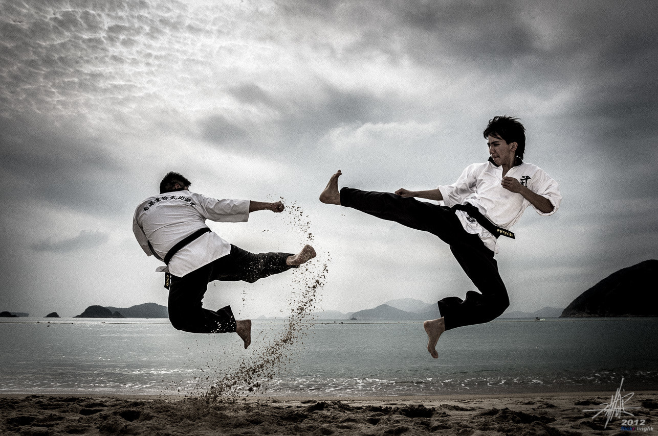 Photograph Kung Fu Masters! by Hon Ning Tse on 500px