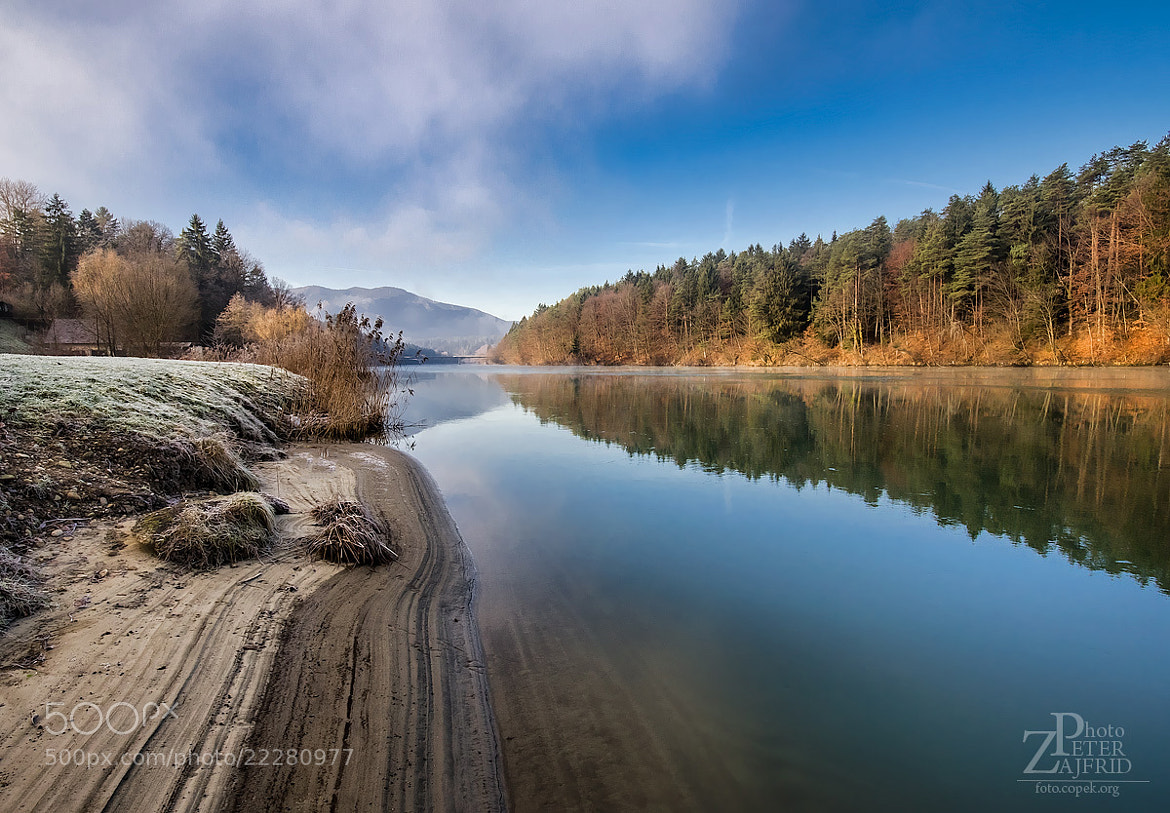 Photograph Down by the river by Peter Zajfrid on 500px